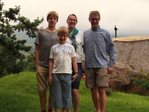 Christmas Day 2012, Drakensberg