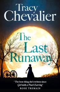 Last Runaway paperback