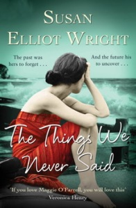 The Things We Never Said cover