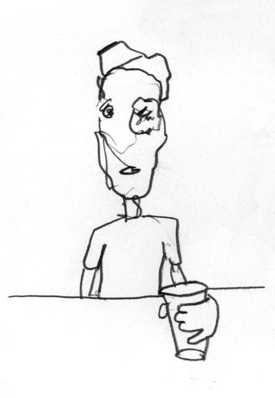Francis Plug portrait