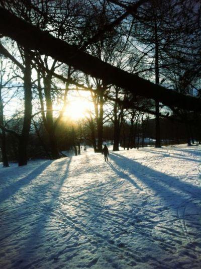 Helsinki Snow 2