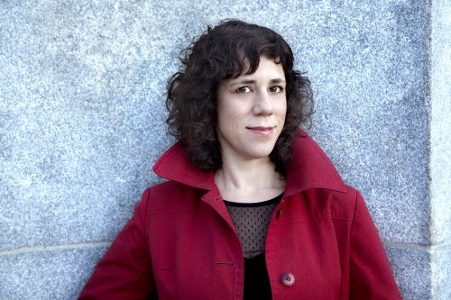 Jami Attenberg (c) Michael Sharkey