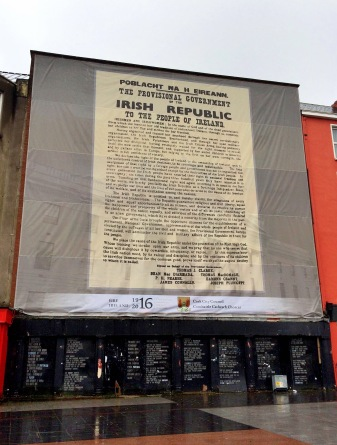 4. The Proclamation on Grand Parade Hotel