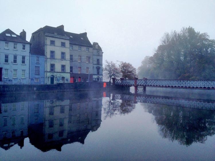 5. St Joseph's Footbridge and Bachelor's Quay