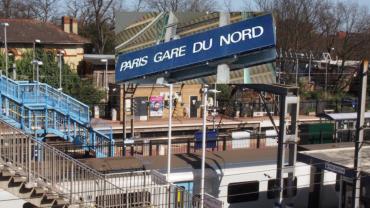 2. Paris Gare du Nord